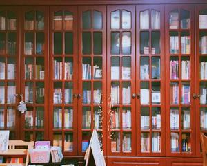 你家的书架是啥样