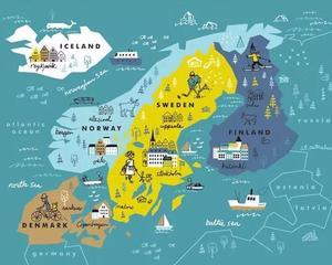 北欧三国游记 -