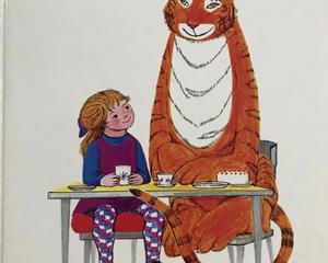 《老虎来喝下午茶