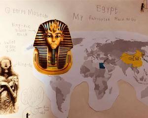 埃及迷成長記  