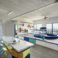 如果你家有乐高迷,可以考虑把家布置成这样 …