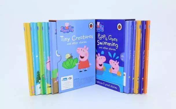 全世界的英文_Peppa Pig 绘本:让全世界孩子喜欢的卡通形象带孩子开始英语启蒙 ...