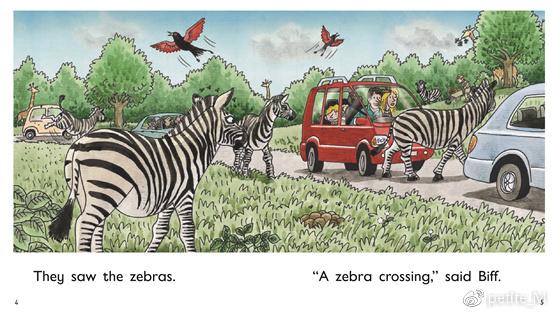 Level 3 monkeys on the car内页