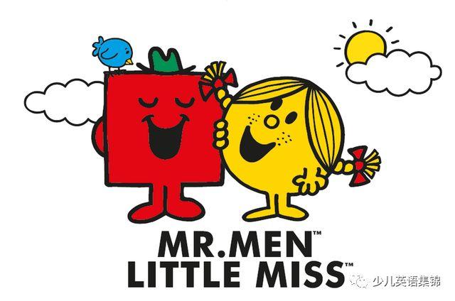 儿童英语幽默小故事_免费资源分享:奇先生妙小姐原版动画片+音频+电子书-小花生