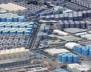 福岛核电站要排入
