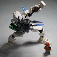 LEGO 2145 Review